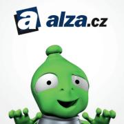 Logo největšího českého e-shopu Alza.cz.