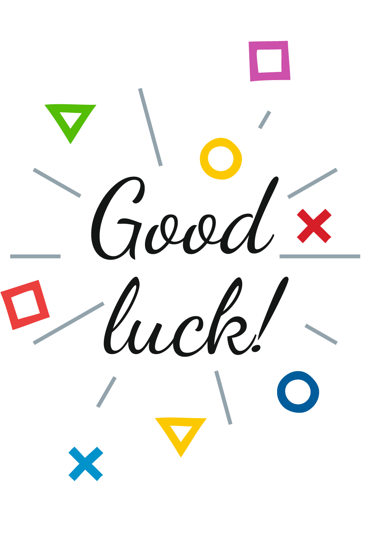 Good luck ve hře!