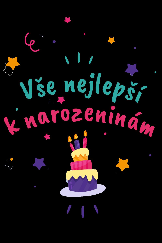 Vše nejlepší k narozeninám