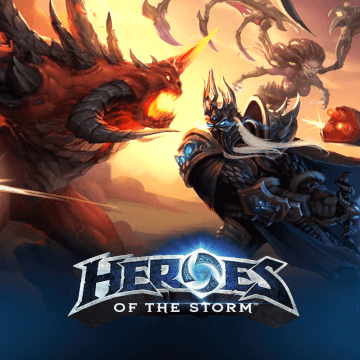 Battle.net kredit do Heroes of the Storm