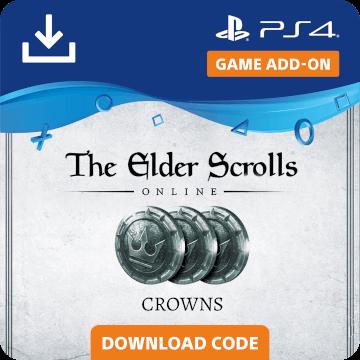 Koruny pro The Elder Scrolls Online