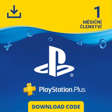 PlayStation Plus 1 měsíc