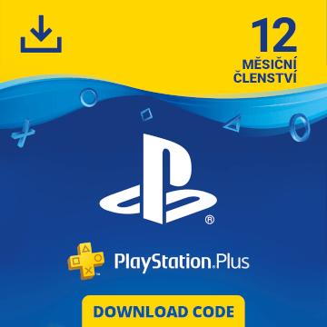 PlayStation Plus 12 měsíců