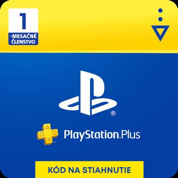 PlayStation Plus 1 mesiac