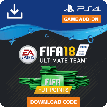 FIFA 18 Ultimate Team - PS4 FUT Points