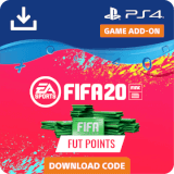FIFA 20 Ultimate Team - PS4 FUT Points