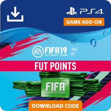 FIFA 19 Ultimate Team - PS4 FUT Points