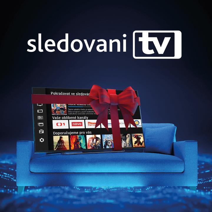 SledováníTV voucher