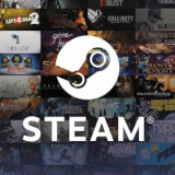 Steam peněženka