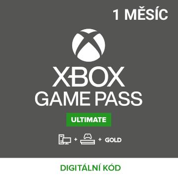 Xbox Game Pass Ultimate 1 měsíc