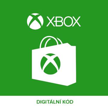 Xbox předplacená karta
