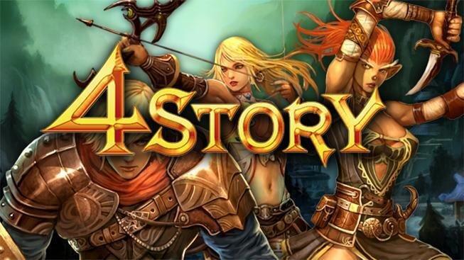 Hra 4Story.