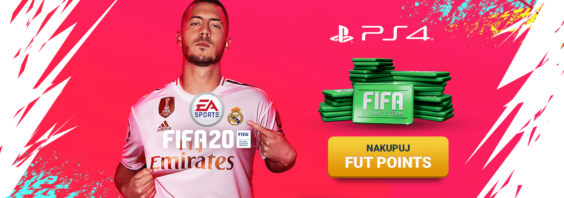 FIFA Ultimate team FUT Points pro Playstation 4