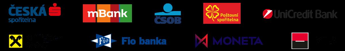 Dostupné rychlé bankovní převody